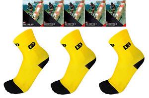 1-2-3-Paire-Bootdoc-Comp-mid9-Chaussettes-Chaussettes-M-Compression-Sport-Velo-Bike