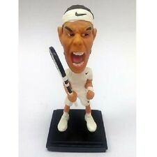Rare Bobblehead doll RAFAEL NADAL tennis action figure ELLEN BEETLE muneco neca