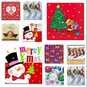 Servietten-zu-Weihnachten-20-Stueck-je-Pack-3-lagig