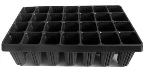 Vegetable Seed Set of 2 x 28 Cell Root Trainer Plant Plug Trays