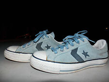 2000's Blue Suede Low 1-Star Coverse Men's Size 7 Women's 9 FREE SHIPPING (used)