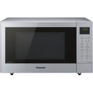 Panasonic-NN-CT57JMGPG-silber-Kombi-Mikrowelle-27-l-Garraum-Kindersicherung