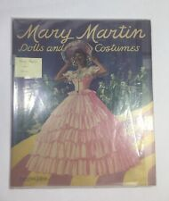 VINTAGE UNCUT 1942 MARY MARTIN PAPER DOLLS WITH 8 PAGES CLOTHING~#1 REPRODUCTION