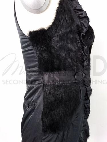 Smanicato In Pelz Bobo 5401 Mex Donna Lapin Pelliccia Fur Art rBqrw4R