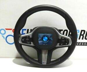 BMW-M-SPORTS-Volant-de-Direction-en-Cuir-X3-G01-G08-X4-G02-32308094541-8094541