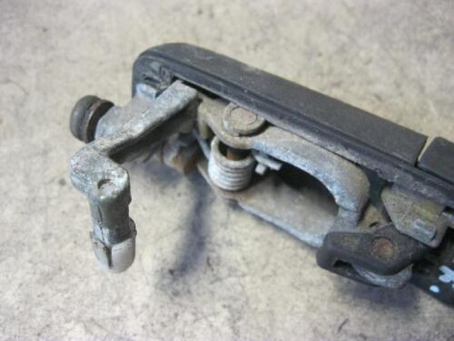 Türgriff hinten links außen VW Passat 35i schwarz Griff altes Modell