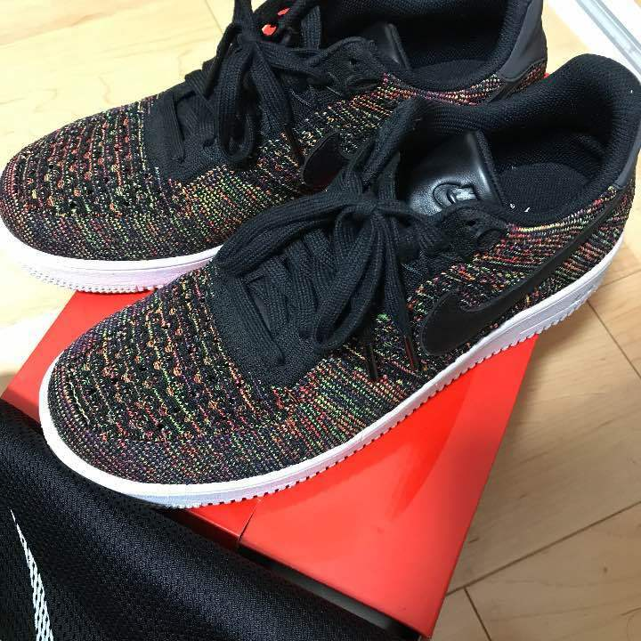 NIKELAB AIR FORCE 1 FLYKNIT LOW from japan (5328