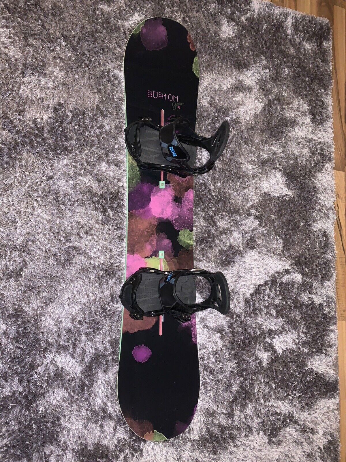 Burton Snowboard Genie für Damen