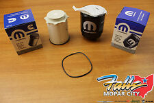 2013-2017 Dodge Ram 6.7 Liter Diesel Fuel Filter Water Separator Set Mopar OEM