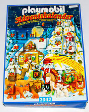 playmobil 3942 advent calendar adventskalender christmas gift xmas 2000 vintage