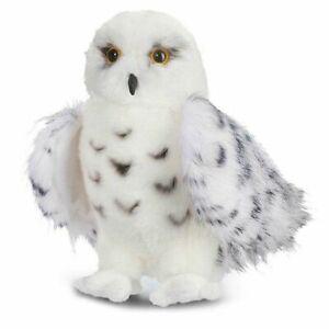Hot-sale-Wizard-SNOWY-OWL-Plush-Toy-8-034-12-039-039-Stuffed-Animal-Hedwig-Potter-owl