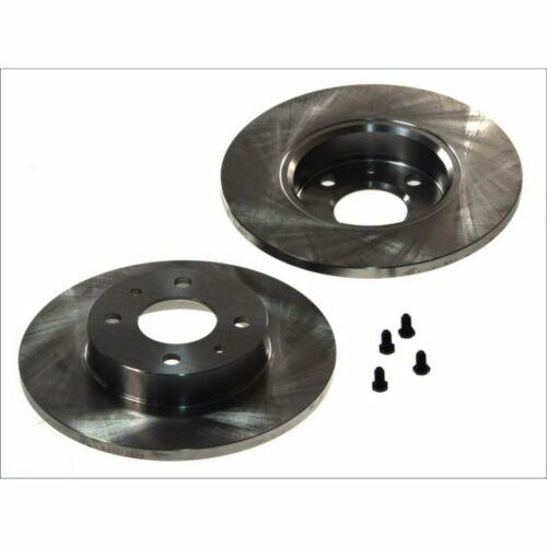 Discos de freno 2 piezas Ferodo ddf140