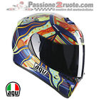 Casco integrale moto Agv K3 Sv Valentino Rossi 46 Five Continents taglia ML