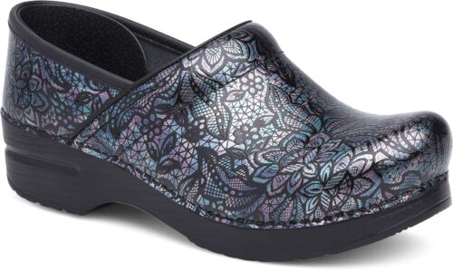 Dansko Professional Clog Henna Floral Patent Women/'s sizes 41 and 42 NEW!!!