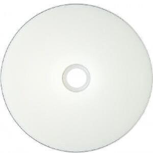 200-Full-Face-Inkjet-FF-Printable-CD-CD-R-700mb-80min-Disc
