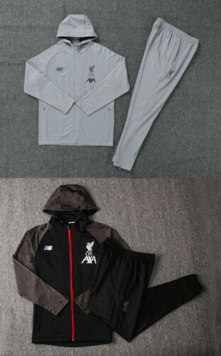 New Liverpool 19-20 Hoodie Tracksuits Top Quality S-2XL