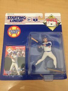 1995 MLB Baseball SLU Starting Lineup Extended MIKE PIAZZA Action Figure NIP