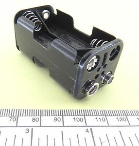 UM-3 Battery holder for 1 X /'AA/' with solder tags pack of 5 cell