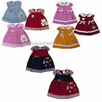 Newborn Infant Baby Girl Dress 2 Pieces Set Clothing Outfit Size 3 6 9 12 Months