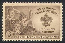 USA 1950 Scouts/People/Scouting/Youth/Leisure 1v (n29224)