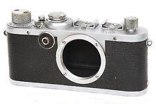Leica IF 1F I F 1 Solo corpo senza coperchio Vintage del 1951. vite M39 39x1 LTM