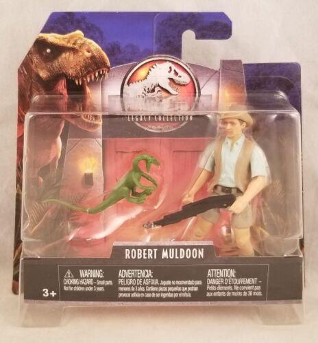 Jurassic World Fallen Kingdom Legacy Collection Robert Muldoon 2018 Mattel Park