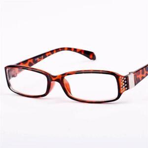 New-Womens-Ladies-Vintage-Diamante-Tort-Reading-Glasses-S48