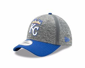 hot sale online dcc0d 3550e Image is loading Kansas-City-Royals-New-Era-2017-Clubhouse-39THIRTY-