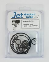 Jet Gasket Brand O-ring Seal Kit Compatible With Graco 246355 Fits Fusion Ap
