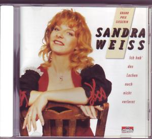 """""""CD"""" - SANDRA WEISS - Ich hab das Lachen noch nicht verlernt - Niederösterreich, Österreich - Vorwort Sollten Sie mit einem erhaltenen Artikel nicht zufrieden sein, wenden Sie sich bitte zunächst per E-Mail an mich. Bei berechtigten Mängeln etc. bin ich natürlich gerne bereit eine für Sie zufriedenstellende Lö - Niederösterreich, Österreich"""