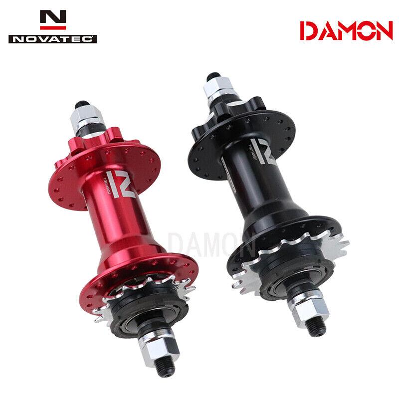 Novatec D256SBT Dirt Jump Single Speed 32 Holes 13  15 16 18T Bicycle Rear Hubs  excelentes precios