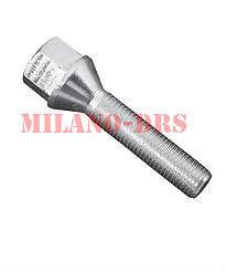 20 BULLONI CONICO M14x1,25 L=43mm Ch17