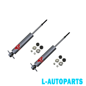 2 KYB GAS-A-JUST FRONT MONOTUBE SHOCKS /&STRUTS For 1988-1999 CHEVROLET C1500 RWD