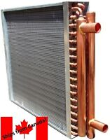 Heat exchangers, Water To Air cooling & heating wood boilers Owen Sound Ontario Preview
