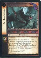 Lord Of The Rings CCG Foil Card MoM 2.R53 Cave Troll's Chain