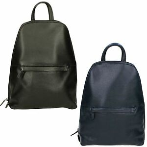 c86959d4850f Image is loading Springvale-Ladies-Leather-Backpack-691041