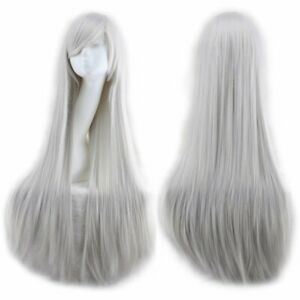 New-Fashion-Women-Long-Straight-Hair-Full-Wigs-Side-Bangs-Cosplay-Heat-Resistant