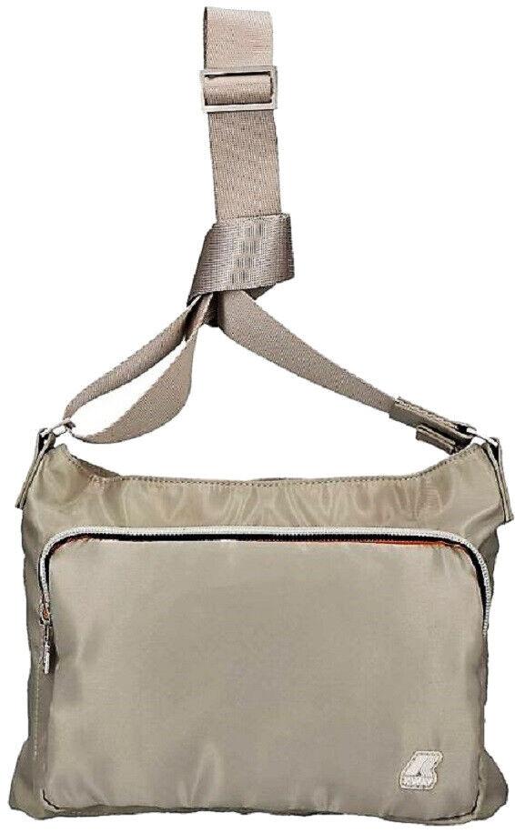 Borsa Borsetta Shopping Bag women K-Way K-Toujours Flat Credver K1R07-grey