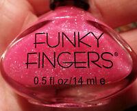 Funky Fingers Nail Polish, 0.5-oz. 7297 - Pink Ladies