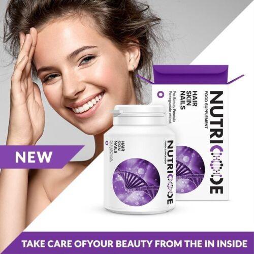 cheveux épais livraison gratuite Forts Clous FM nutricode Cheveux Peau Ongles Vitamines