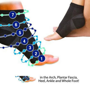 Foot-Plantar-Fasciitis-Arch-Support-Compression-Socks-Ankle-Heel-Brace-Copper