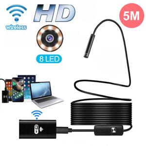 5M-8LED-WiFi-Borescope-Endoscope-Snake-Inspection-Camera-for-iPhone-Android-iOS