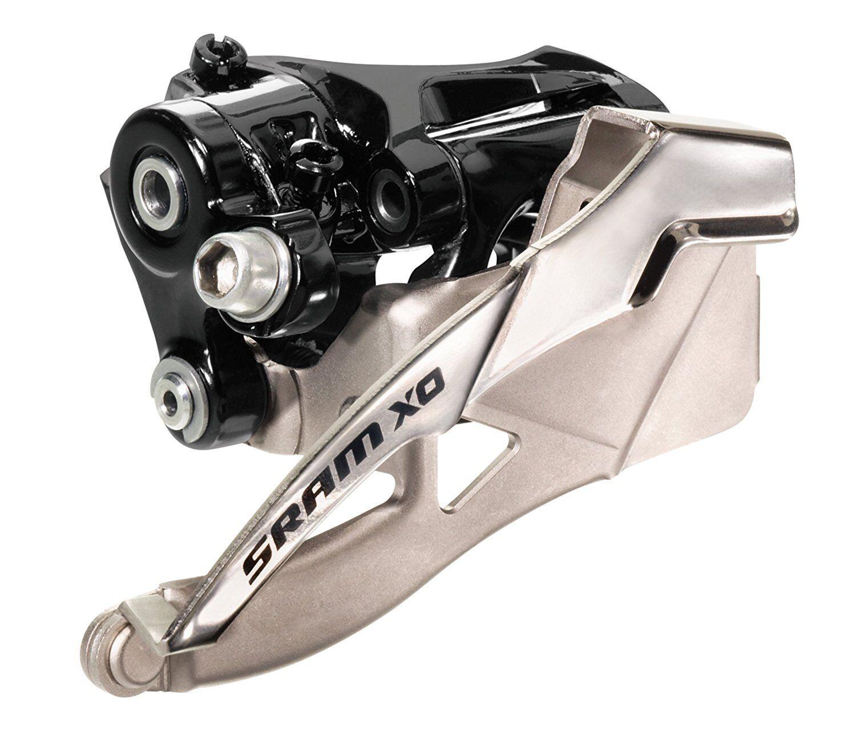Deragliatore Derailleur SRAM X0 2x10 34,9mm Tiraggio Tiraggio Tiraggio Alto Basso Fascetta Alta aec31a