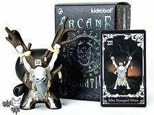 The Hanged Man by JPK - Kidrobot Arcane Divination Dunny Series