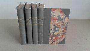 Lesage - Histoire Gil Blas De Santillane - 1829-4 Tomo - Librero Lecointe