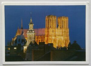 Reims Saint Jacques Cathedral Postcard (P280)
