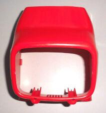 Scheinwerferverkleidung / Maske  Rot Puch Maxi Plus, Maxi II, Racing Mini Maxi