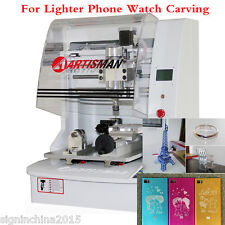 Artisman Small Size Four Axes Cnc Router For Lighter Phone Watch Carving