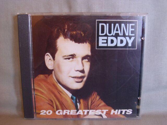 Duane Eddy- 20 Greatest Hits- PRIMA 1987 WIE NEU