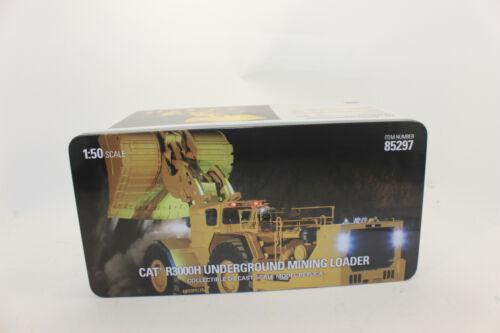 Diecast Master 85297 R 3000 H Untertage Radlader mit Beleuchtung 1:50 Neu in OVP